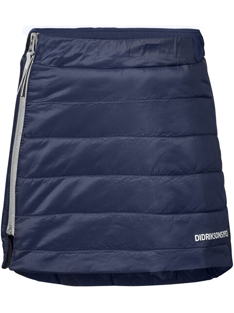 Didriksons 1913 Dala Skirt Kids Navy